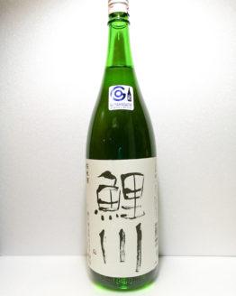 鯉川 純米酒 1.8L