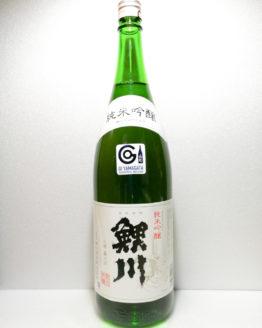 鯉川 純米吟醸1.8L