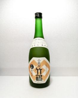 小笹屋竹鶴 生酛純米原酒720ml
