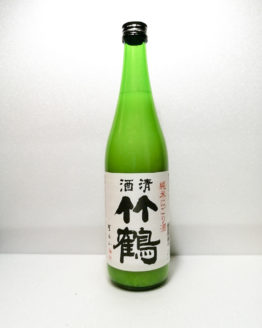 清酒竹鶴 純米にごり720ml