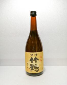 清酒竹鶴 純米酒720ml