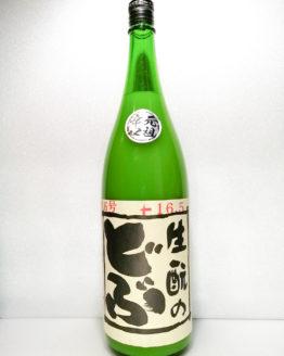 生酛のどぶ 純米にごり1.8L