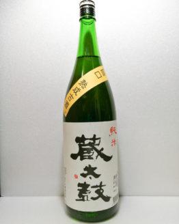 蔵太鼓 旨口熟成古酒1.8L