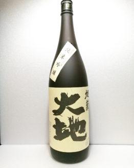 大地 純米吟醸1.8L