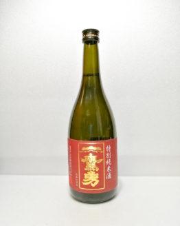 鷹勇 特別純米720ml