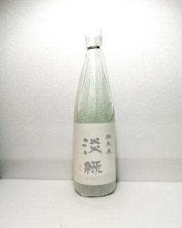 淡緑 山廃純米吟醸720ml