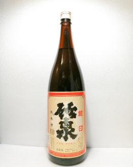 朝日竹泉 純米酒1.8L