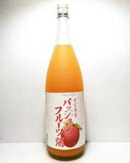 すてきなパッションフルーツ酒1.8L