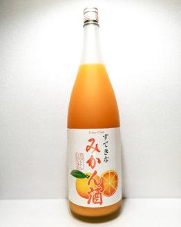 すてきなみかん酒1.8L