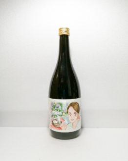 亀治好日 純米吟醸「酒は燗 恋は勘」720ml